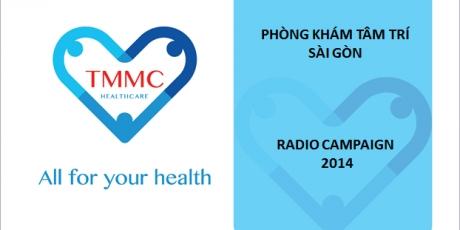Phong kham tam tri Sai Gon- Chien dich Radio 2014