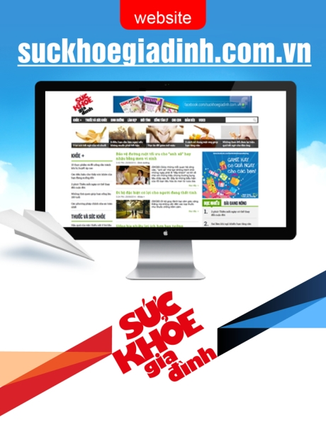 Website Suc Khoe Gia Dinh