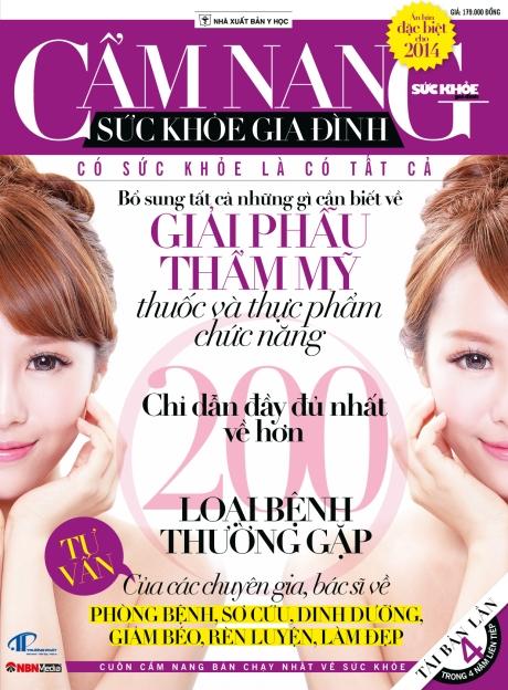 Cam nang Suc khoe Gia dinh
